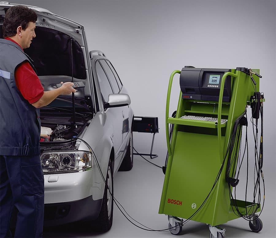 que gases analiza el analizador de gases